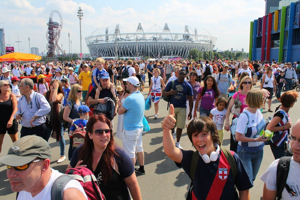 London Olympics 2012 - And things to do in East London on Hand Luggage Only Blog (6)
