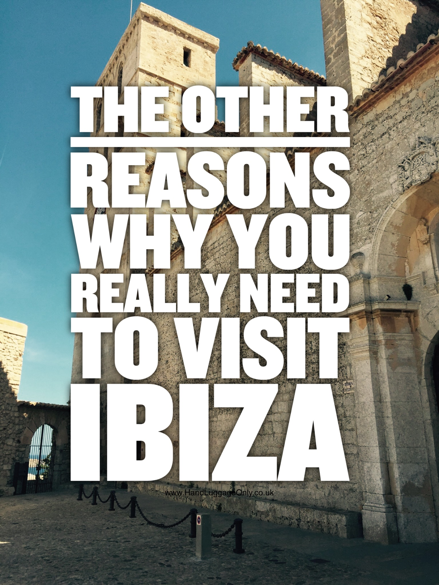These are the other reasons why you really need to visit Ibiza