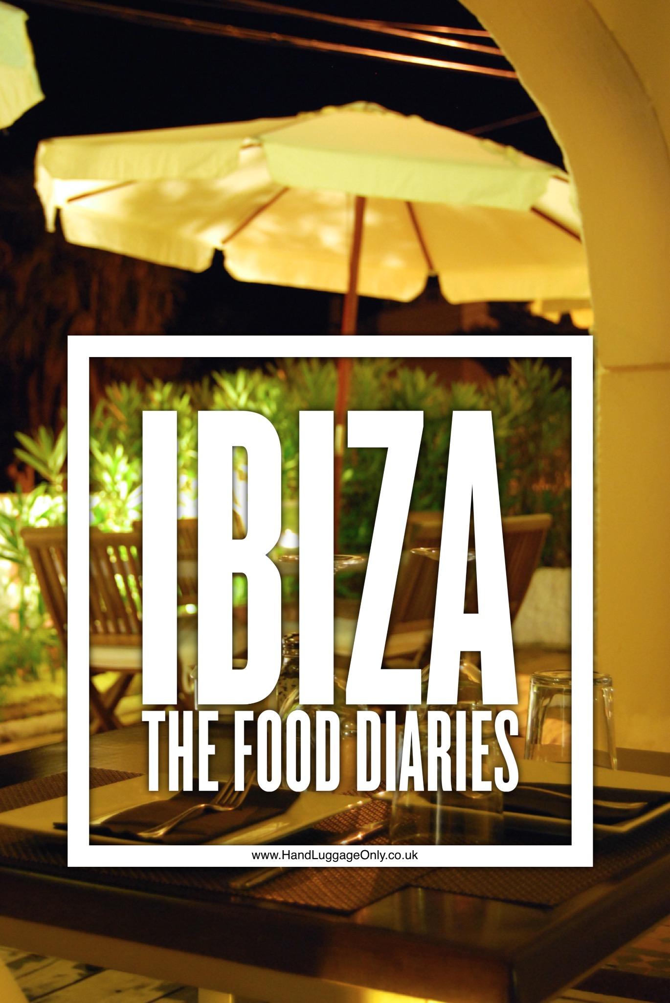 Ibiza - The Food Diaries