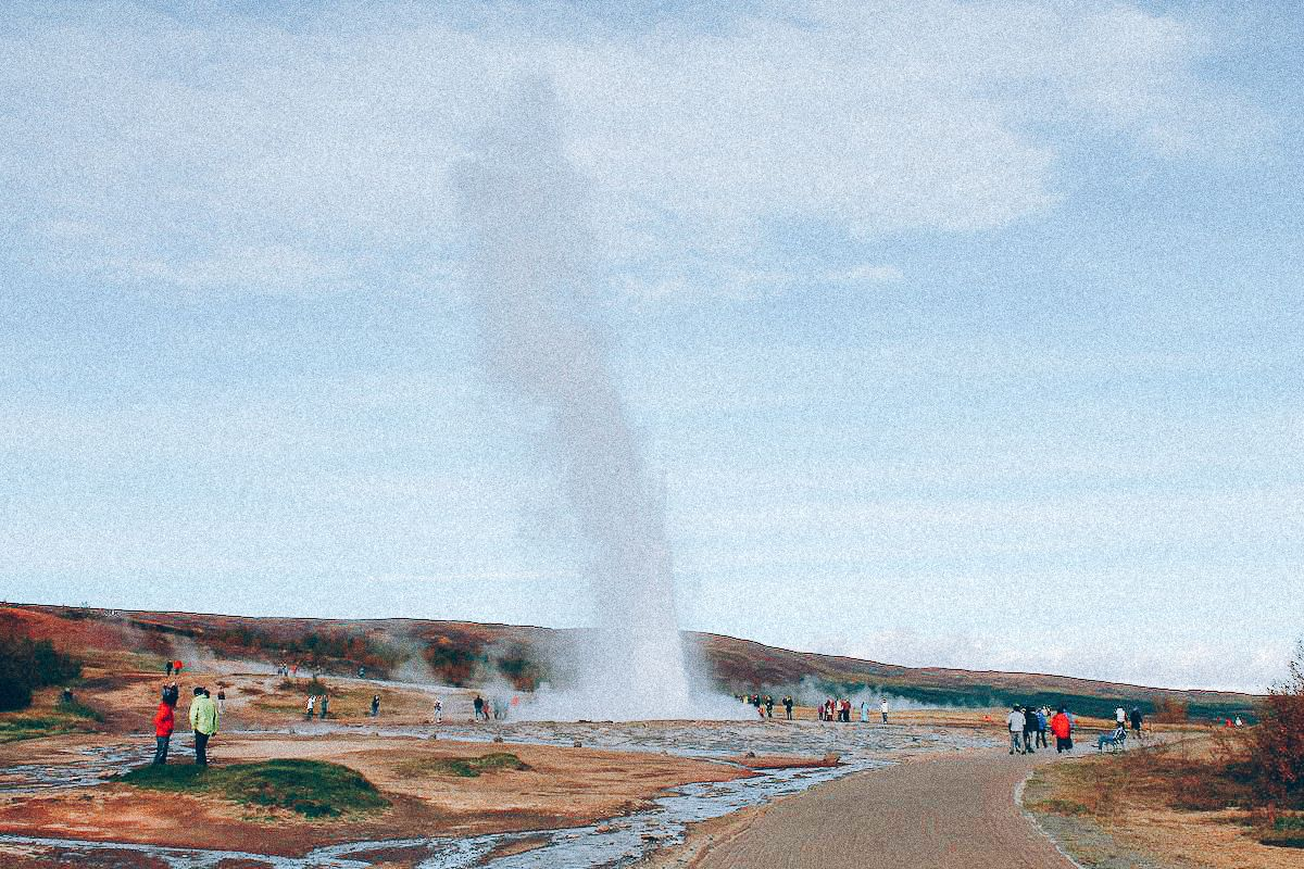 Geysir, Iceland - The Photo Diaries! (14)
