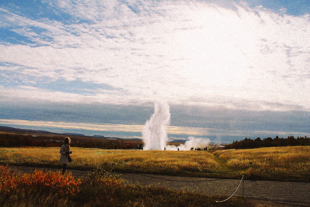 Geysir, Iceland - The Photo Diaries! (2)