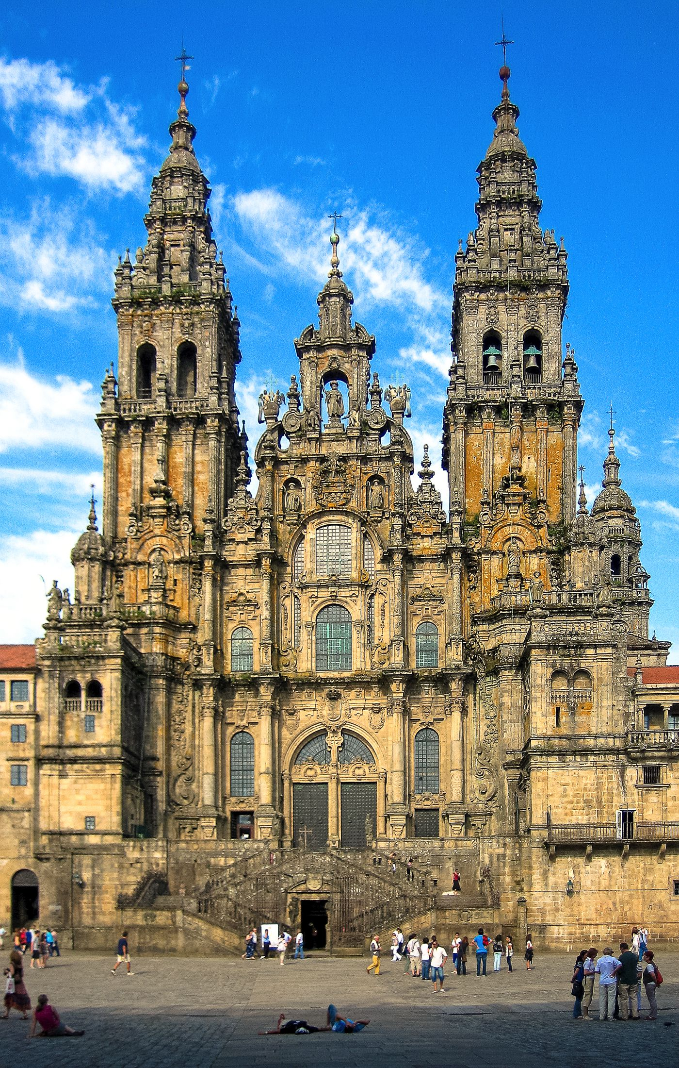 santiago de compostela jewish personals Posts about cathedral of santiago de compostela written of the old testament and jewish people waiting with frescoes dating from the reign of.