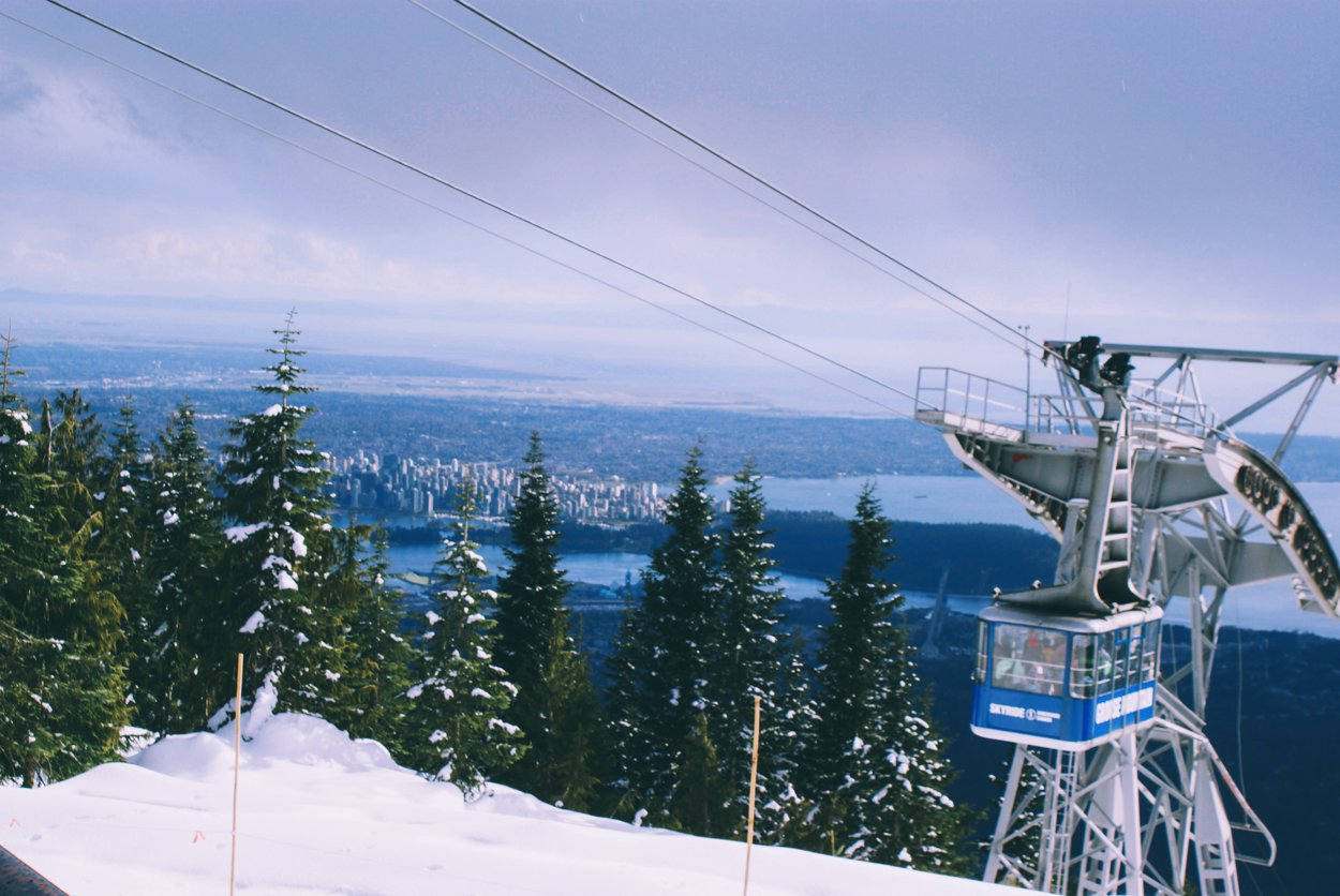Up on Grouse Mountain... Vancouver, Canada (16)