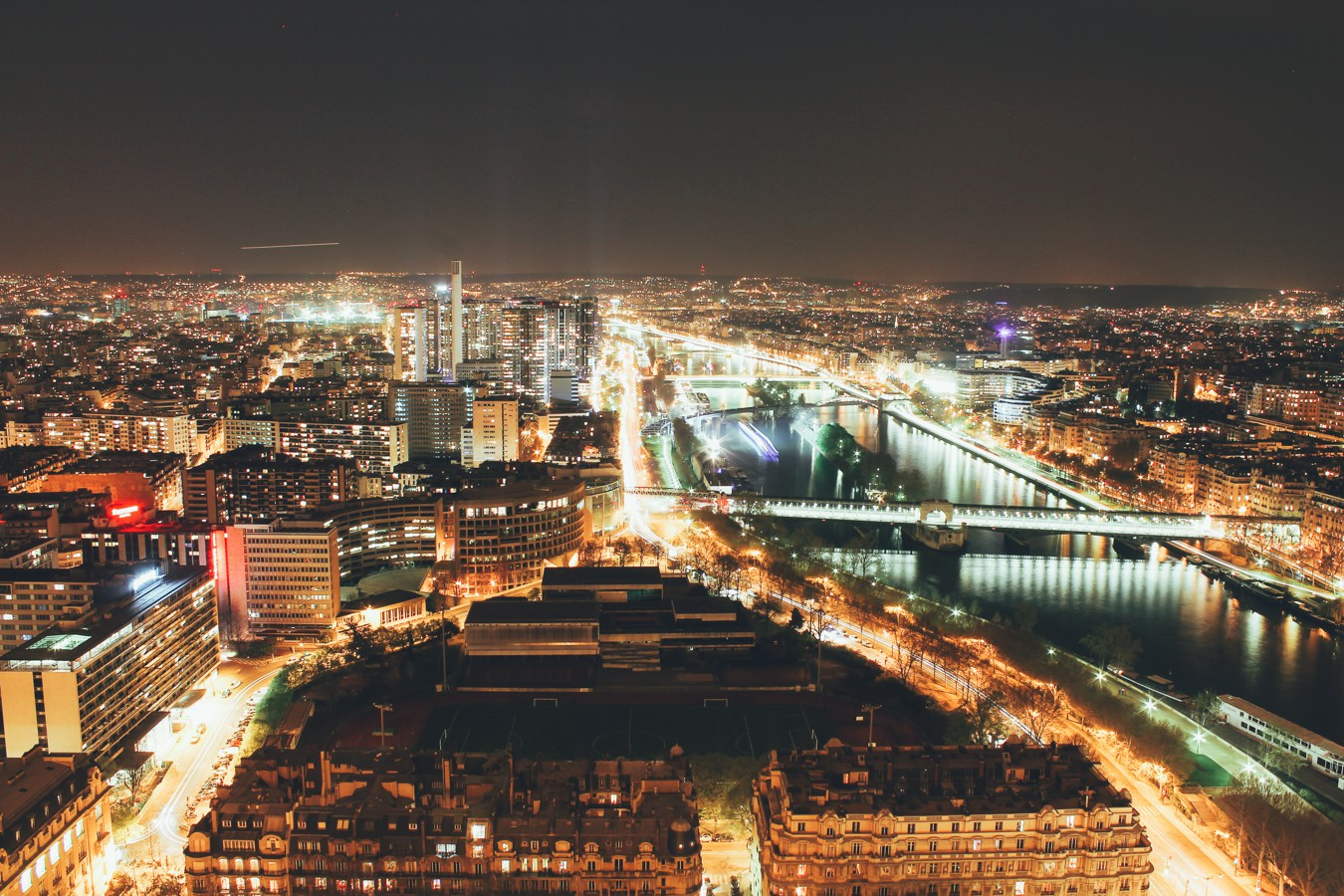 Things to do in Paris - Take in the view from the top of the Eiffel Tower (5)