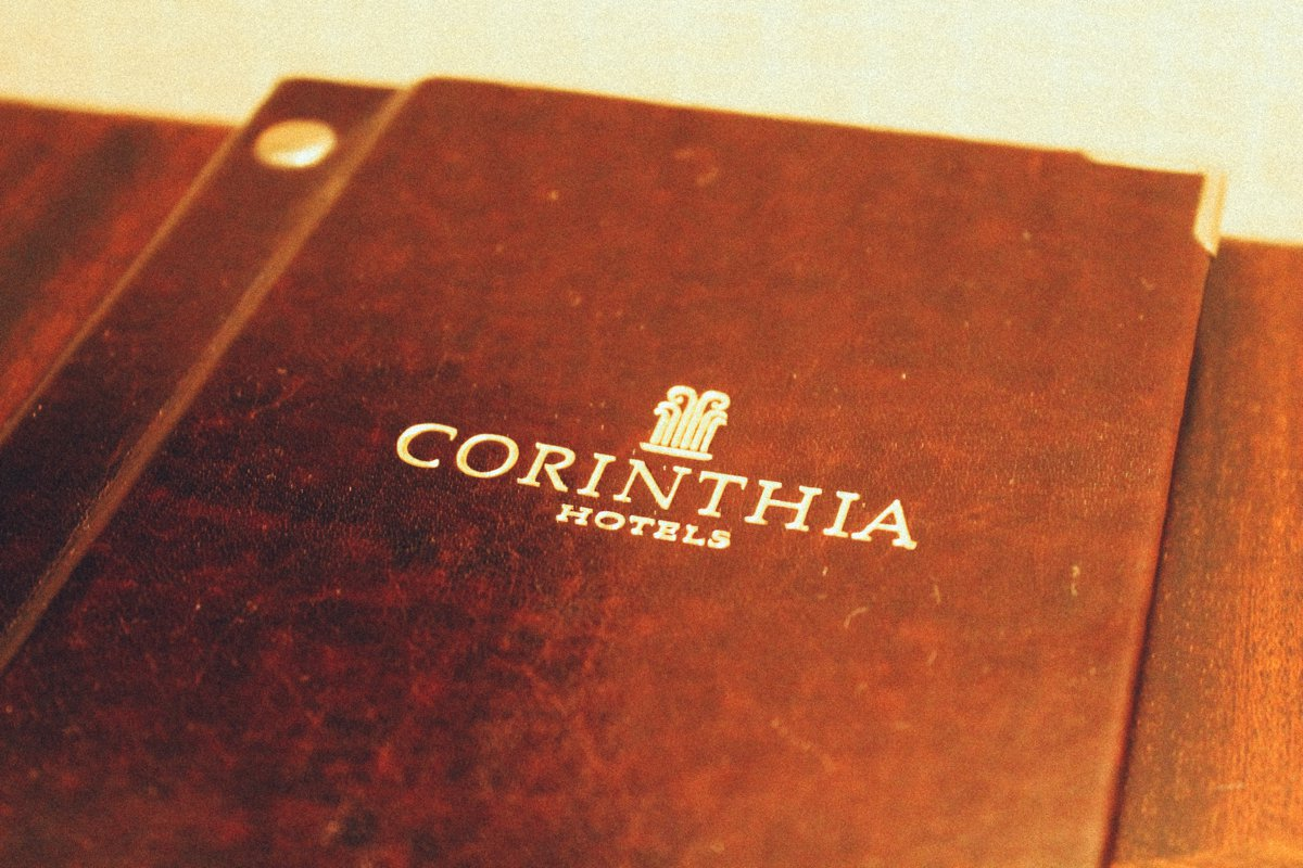 Arrival in Budapest! First stop - The Corinthia Hotel. (7)