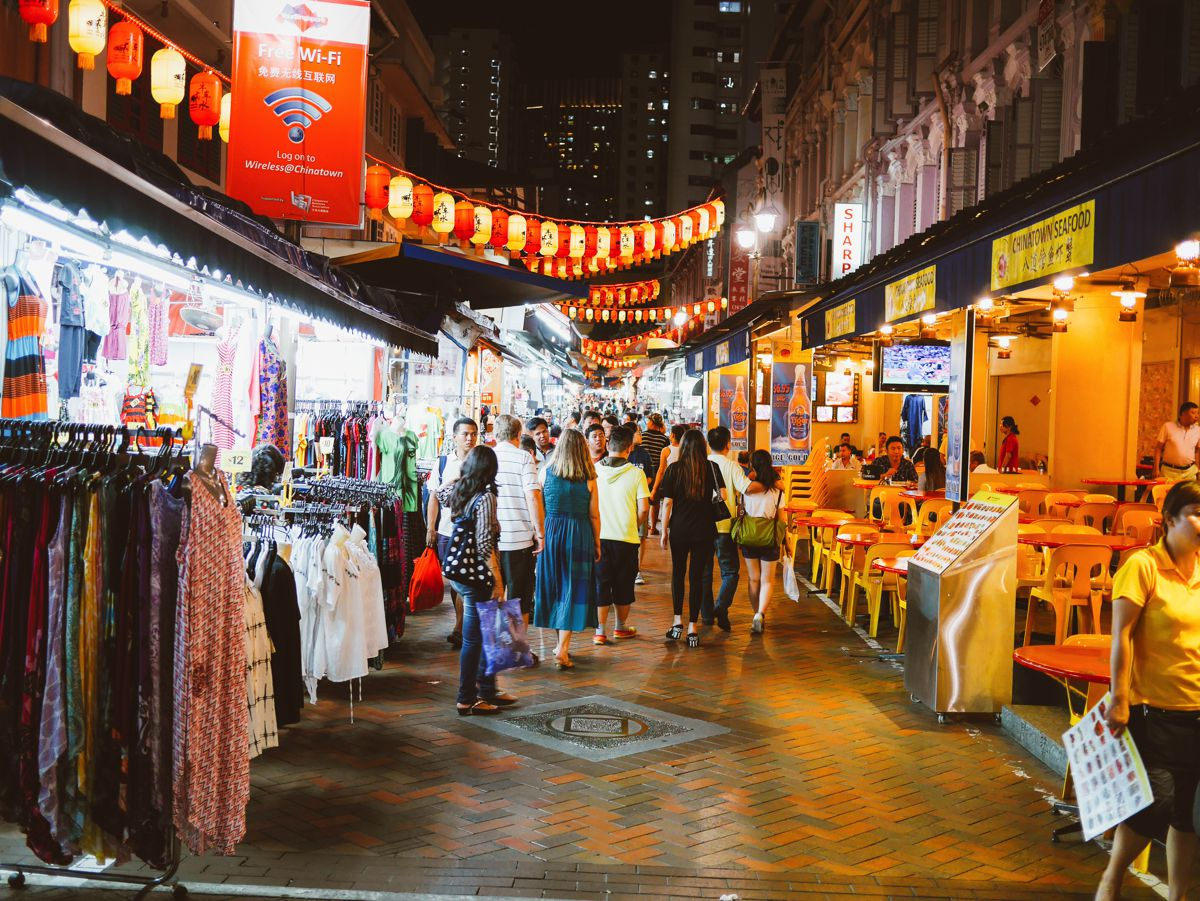 First 48 Hours In Singapore... Chinatown and Clarke Quay (7)