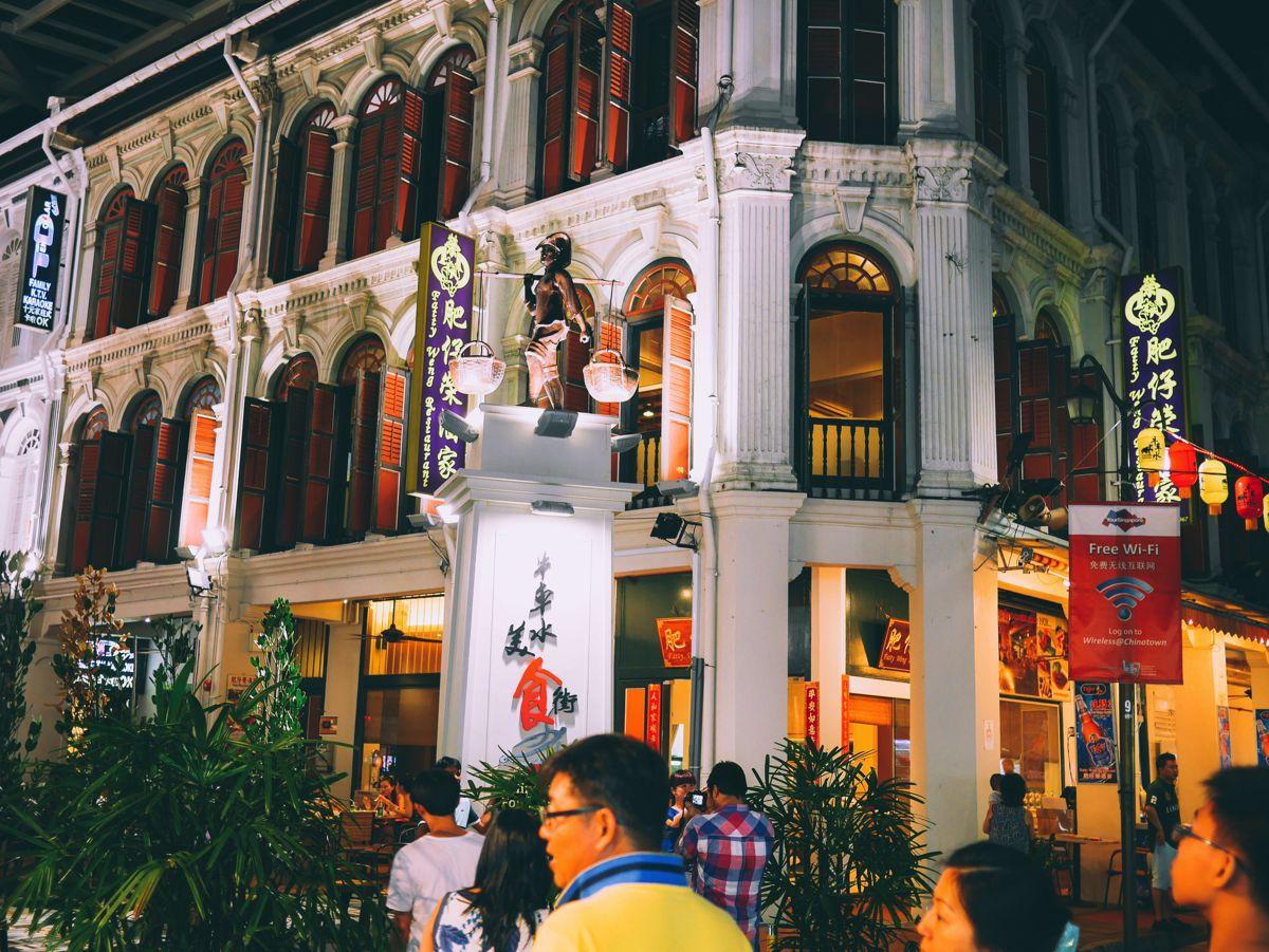 First 48 Hours In Singapore... Chinatown and Clarke Quay (8)