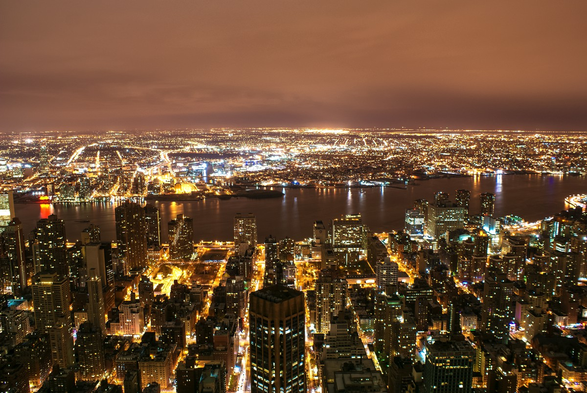 New York! New York!!! Numero Uno - The view from The Empire State Building (3)