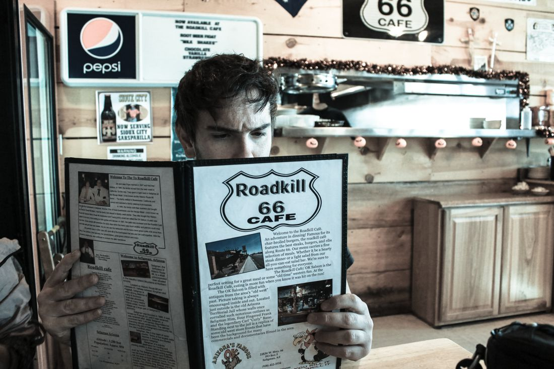 Road Trip USA! The legendary Route 66 and Road Kill Cafe! (5)