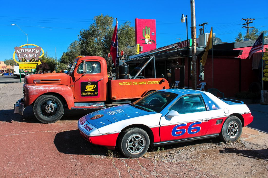 Road Trip USA! The legendary Route 66 and Road Kill Cafe! (12)