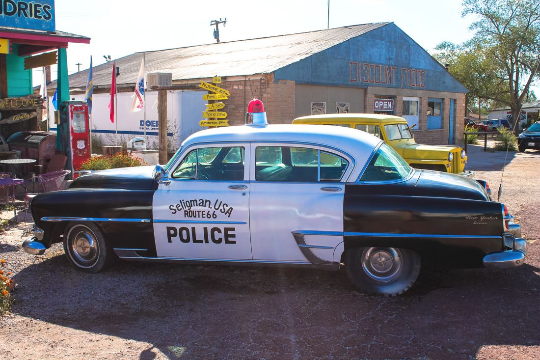 Road Trip USA! The legendary Route 66 and Road Kill Cafe! (13)