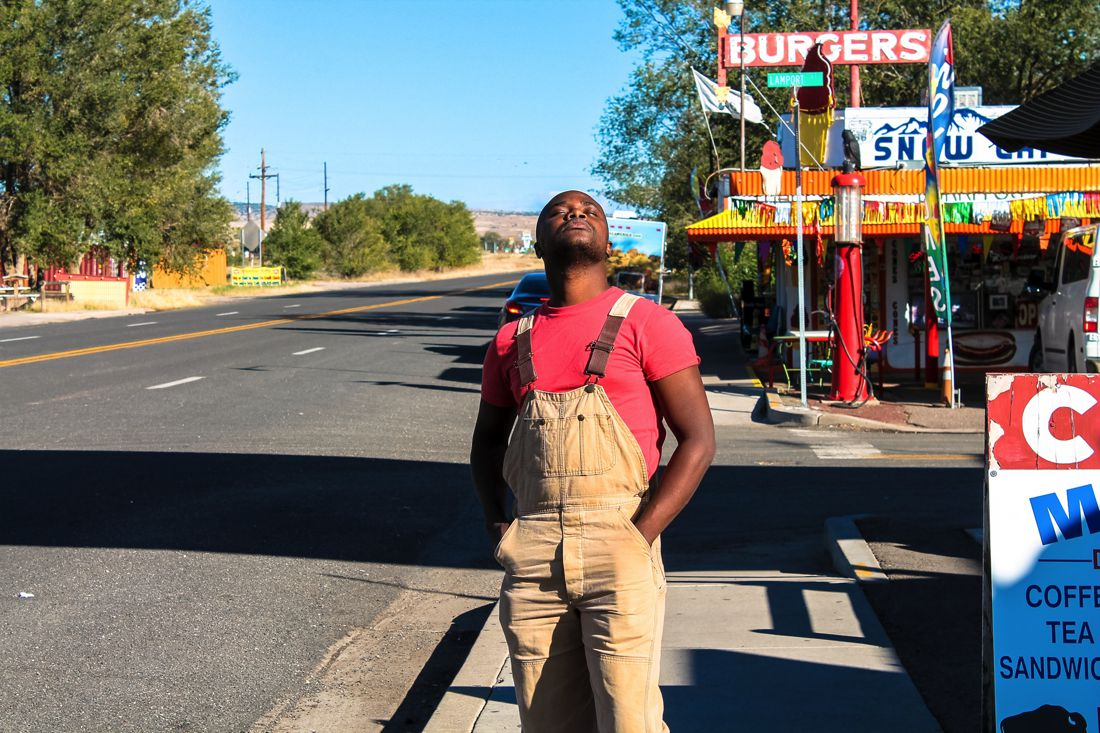 Road Trip USA! The legendary Route 66 and Road Kill Cafe! (16)