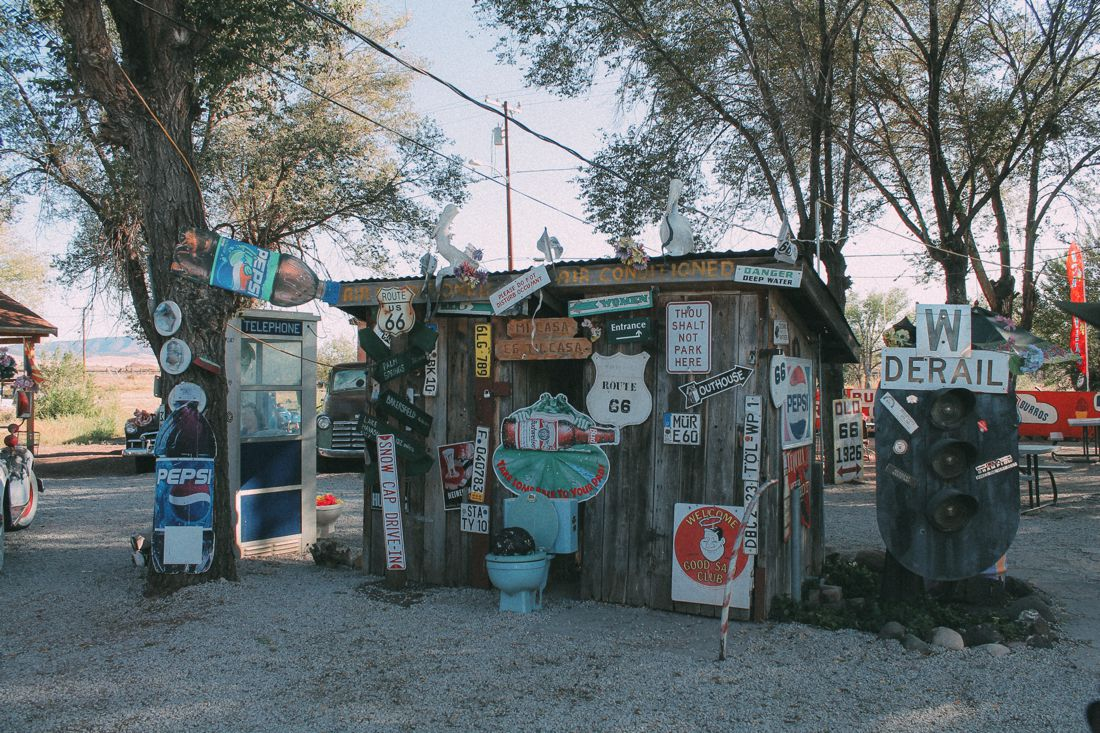 Road Trip USA! The legendary Route 66 and Road Kill Cafe! (17)