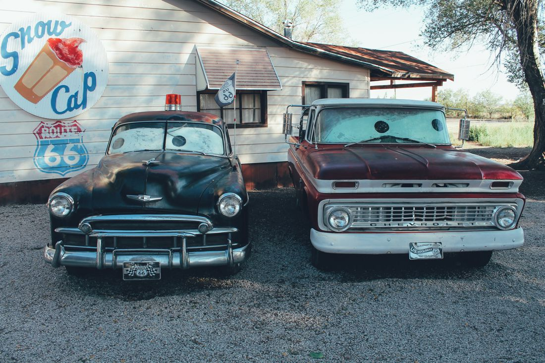 Road Trip USA! The legendary Route 66 and Road Kill Cafe! (18)