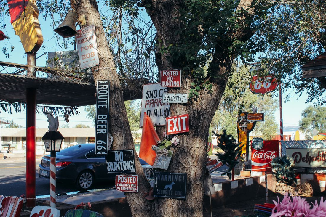 Road Trip USA! The legendary Route 66 and Road Kill Cafe! (20)