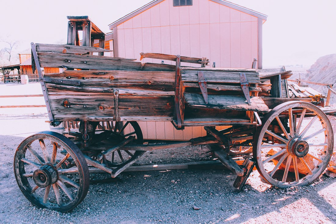 A trip to Calico Ghost Town... (7)