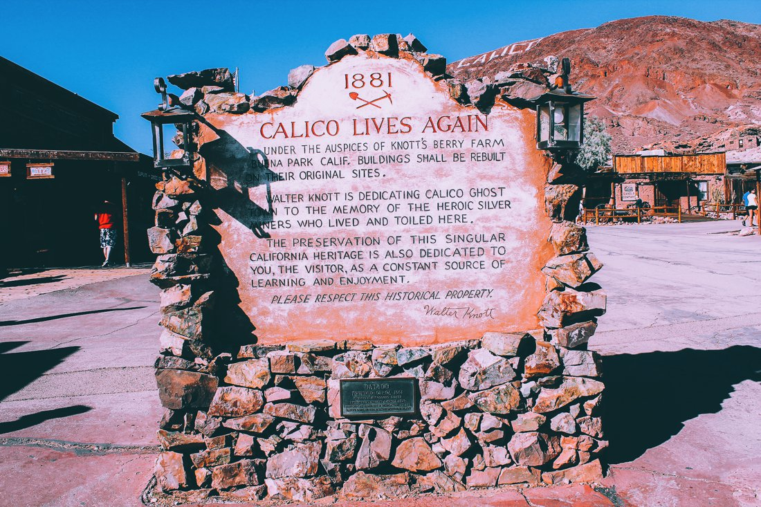 A trip to Calico Ghost Town... (6)