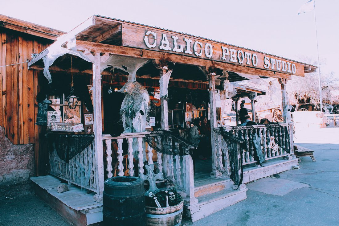A trip to Calico Ghost Town... (9)