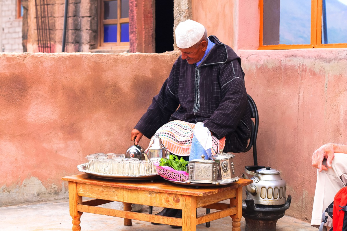 Snow in the Desert? Take a trip up to the Atlas Mountains, Morocco... (12)
