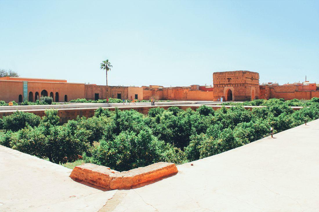 Arabian Adventures - Exploring El Badi Palace Ruins, Morocco (4)
