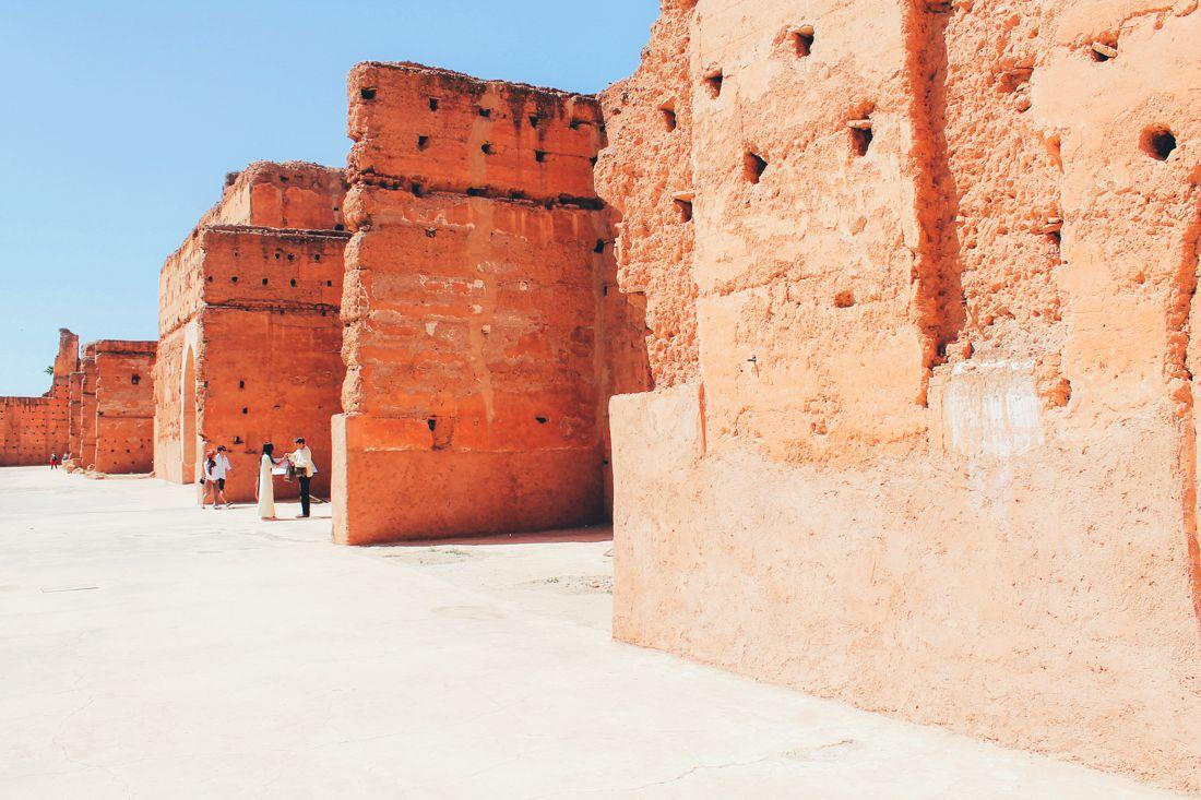 Arabian Adventures - Exploring El Badi Palace Ruins, Morocco (5)