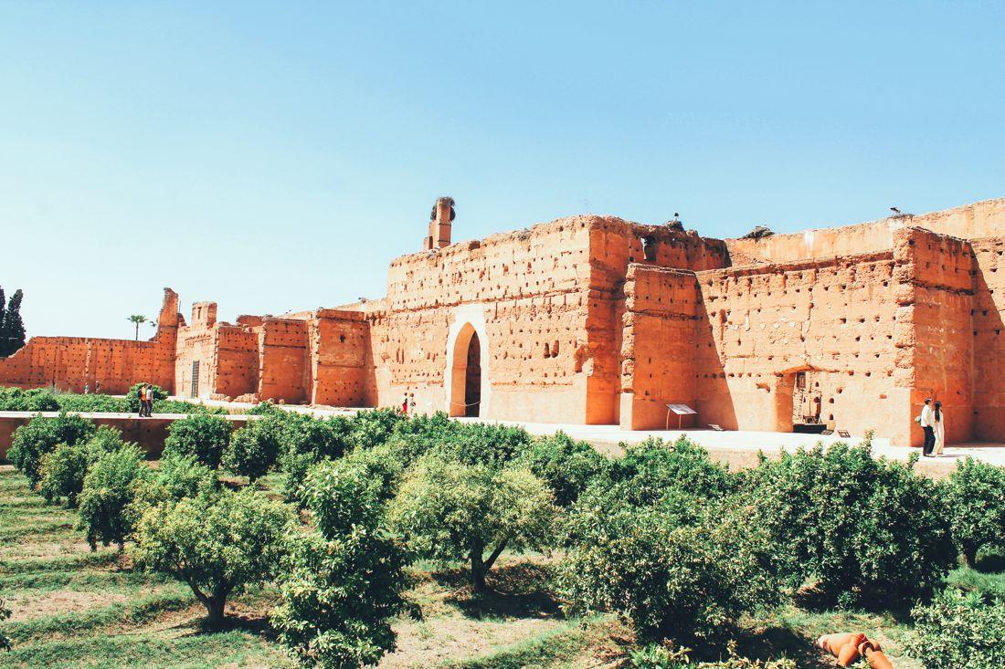 Arabian Adventures - Exploring El Badi Palace Ruins, Morocco (6)