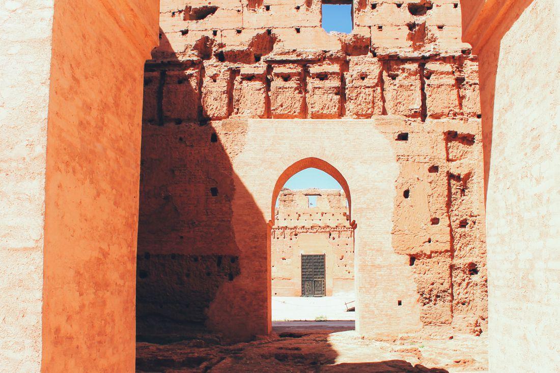 Arabian Adventures - Exploring El Badi Palace Ruins, Morocco (17)