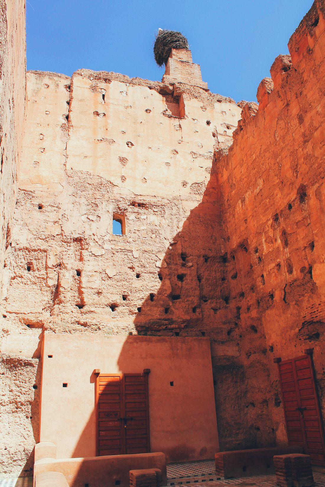Arabian Adventures - Exploring El Badi Palace Ruins, Morocco (19)