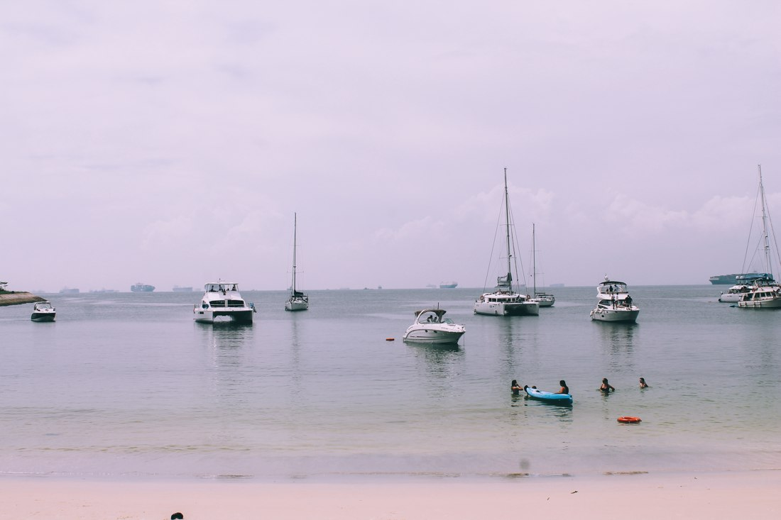Island Hopping: Visiting 4 Southern Islands in 1 day! St John's Island Lazarus Island and Seringat Island and Kusu Island Singapore (13)