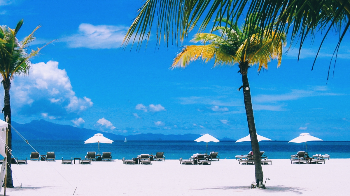 The World's 5 Best Beaches! (4)