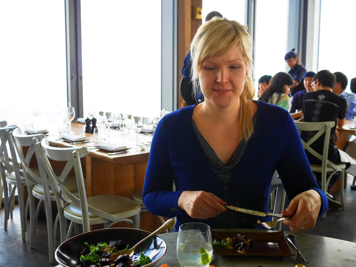 Best of Travel and Food: Brunch with a view in London... Duck and Waffle (10)