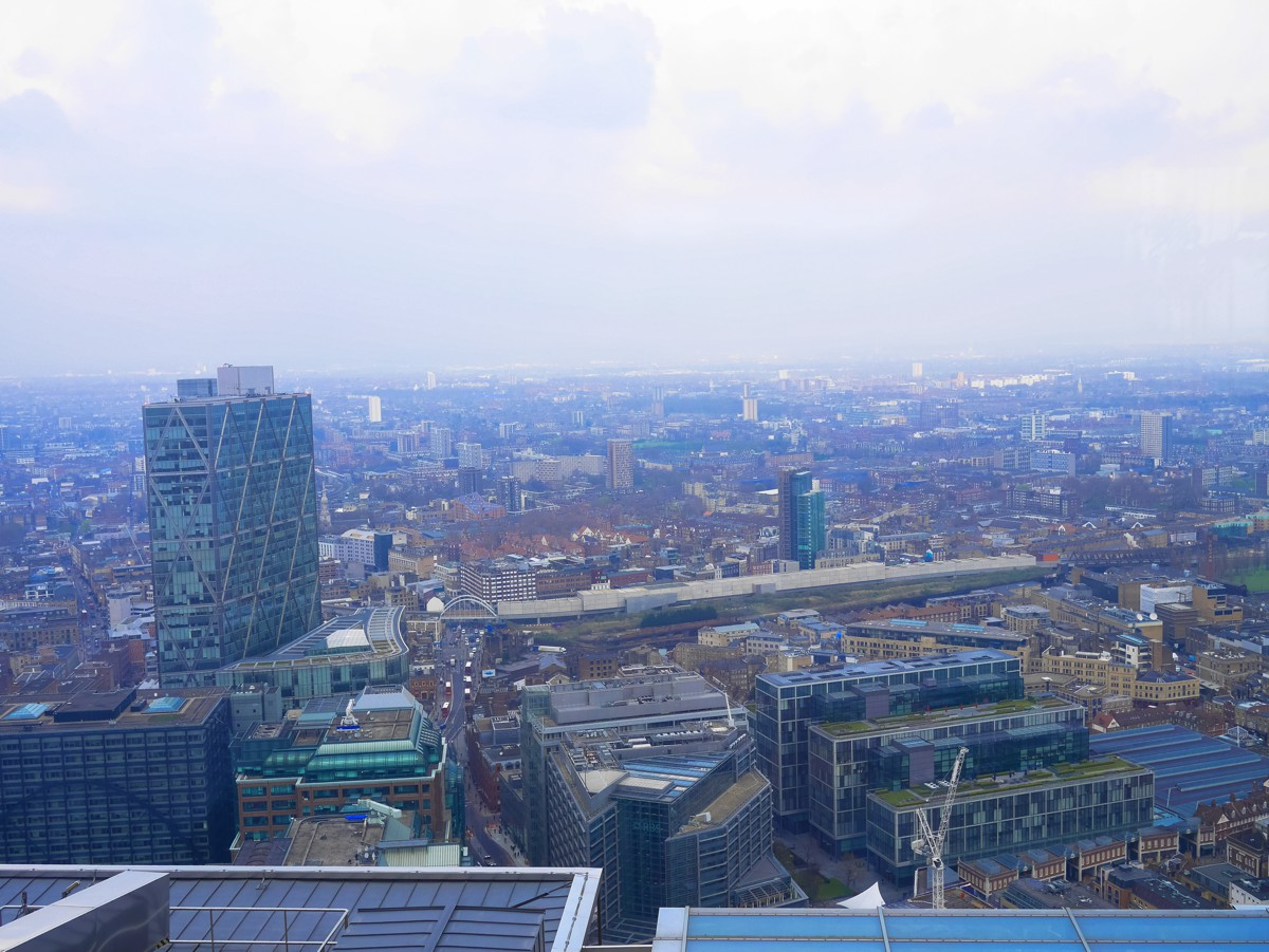 Best of Travel and Food: Brunch with a view in London... Duck and Waffle (14)