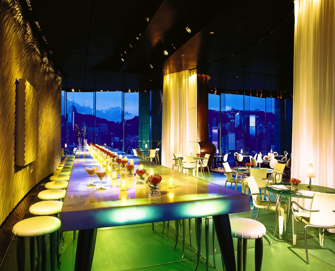 24 Restaurants With The Best Views In The World! (3)