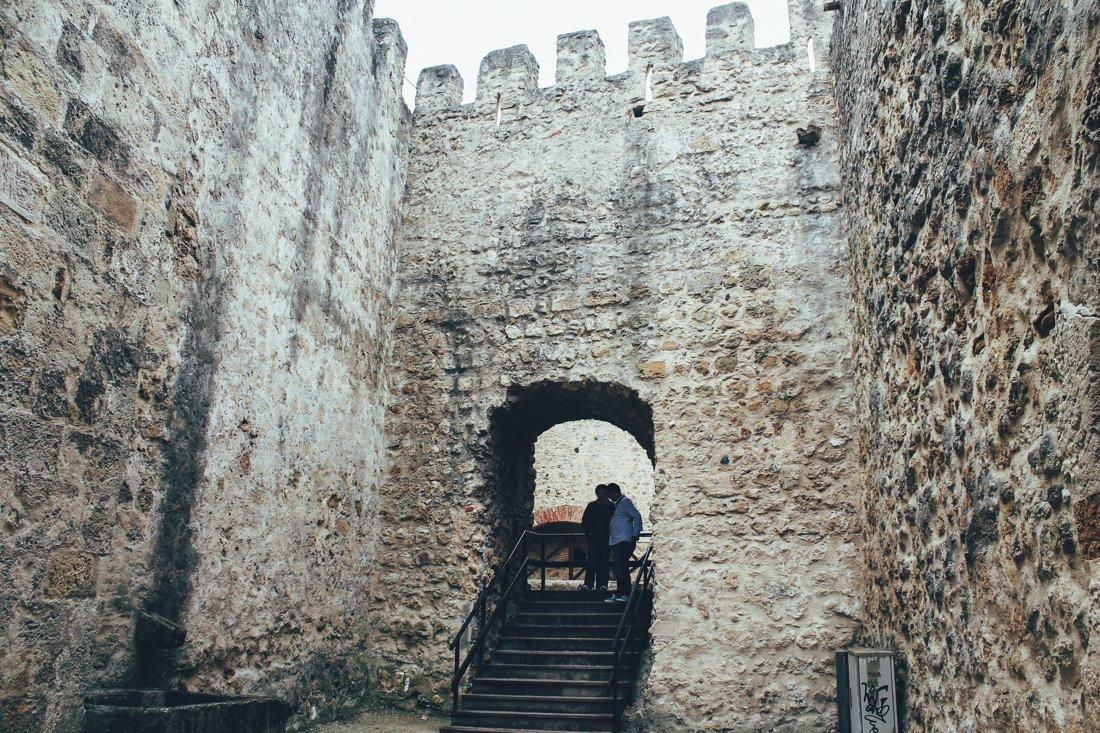 Exploring Lisbon - Castelo de São Jorge (5)