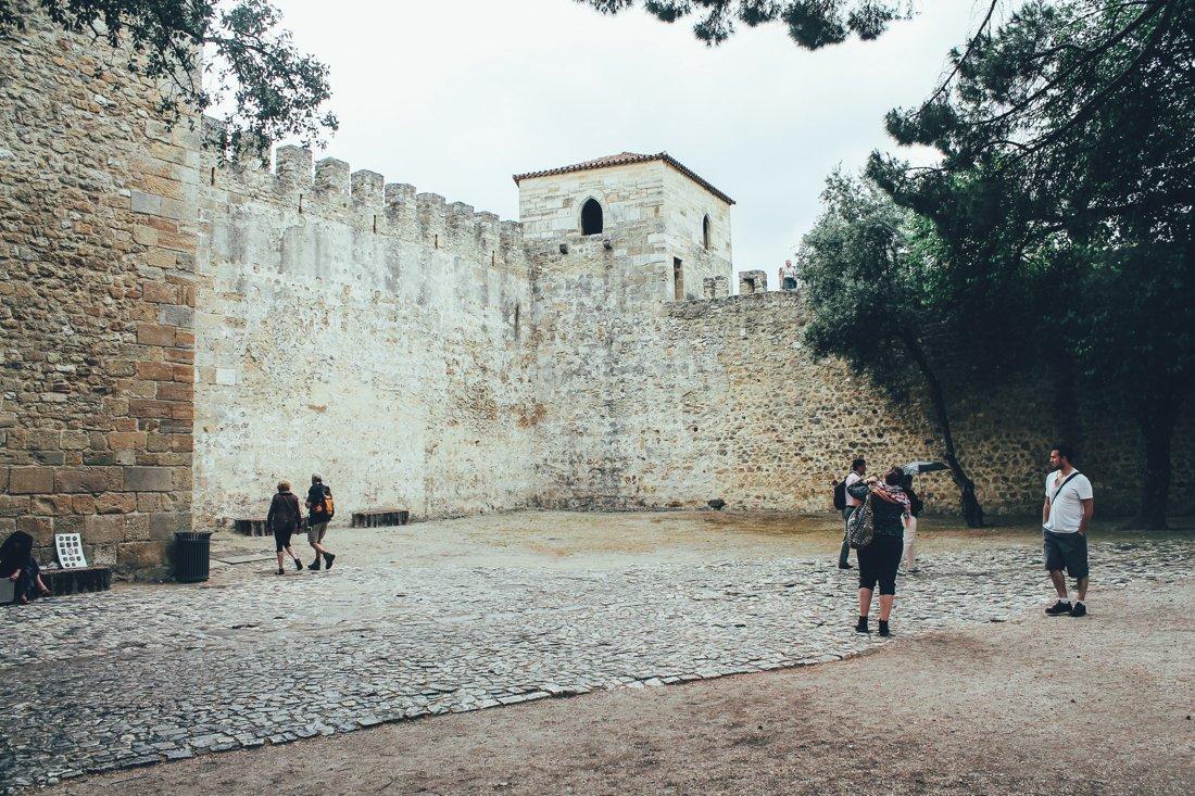 Exploring Lisbon - Castelo de São Jorge (6)