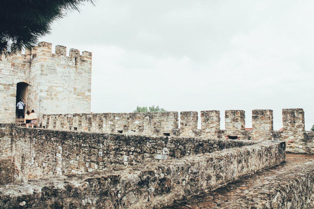 Exploring Lisbon - Castelo de São Jorge (7)