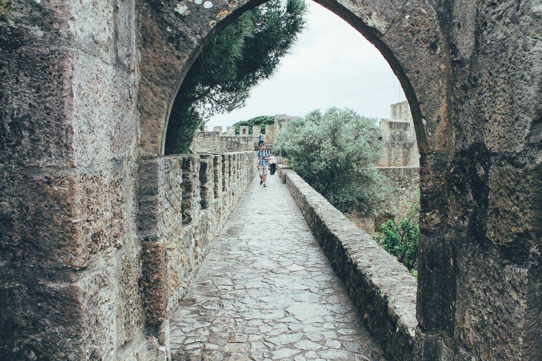 Exploring Lisbon - Castelo de São Jorge (10)