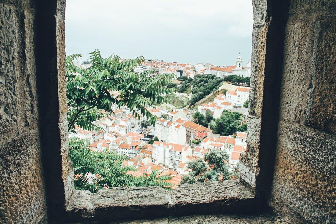 Exploring Lisbon - Castelo de São Jorge (11)
