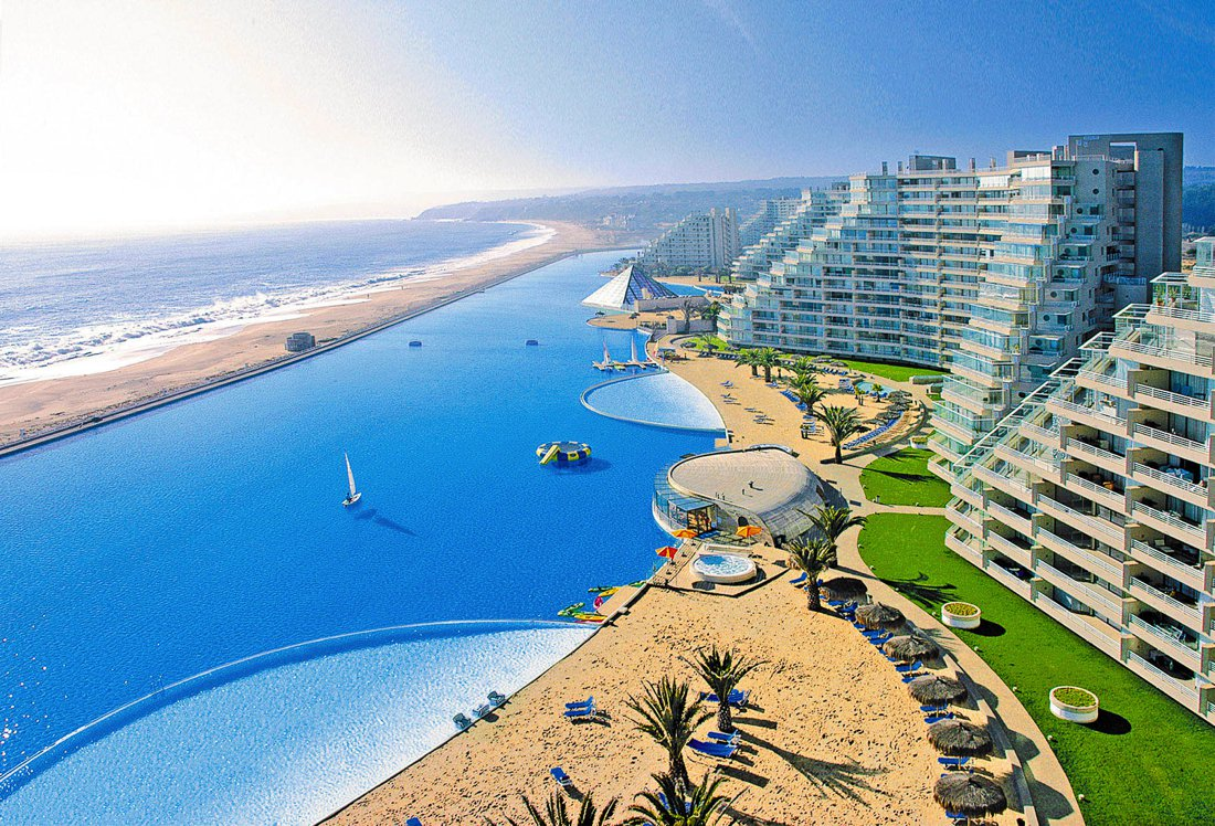 San Alfonso Del Mar Updated 2019 Prices Condominium >> The World S Largest Swimming Pool San Alfonso Del Mar