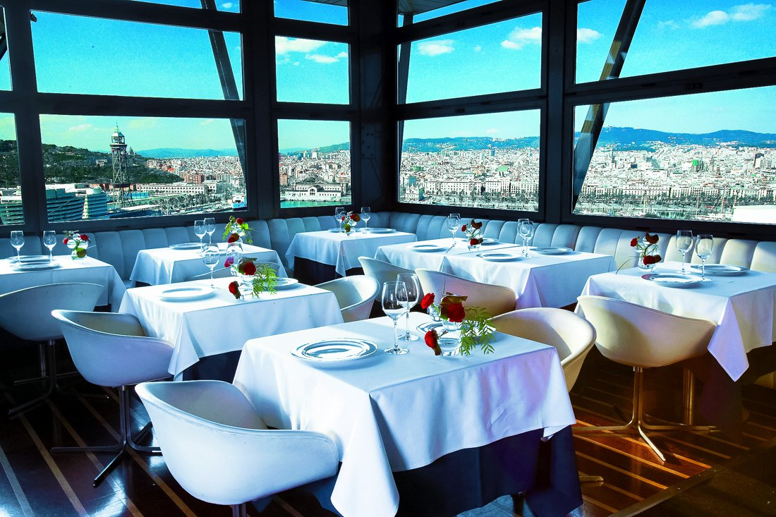 24 Restaurants With The Best Views In The World! (21)