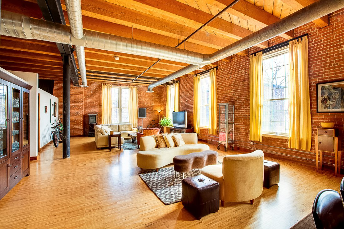 7 Lofts That Will Bring Out The Green-Eyed Monster in You! (3)