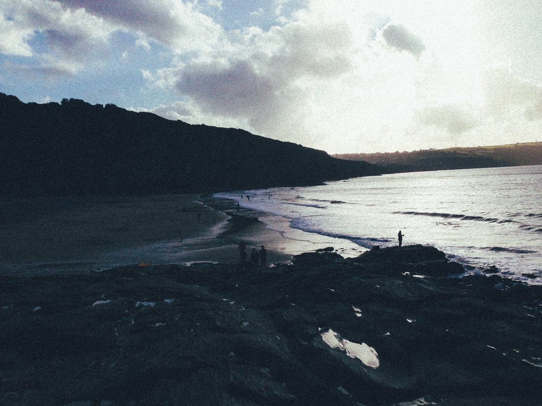 Tresaith Beach, Wales, UK Exploring the UK Coastline on Hand Luggage Only Blog (1)