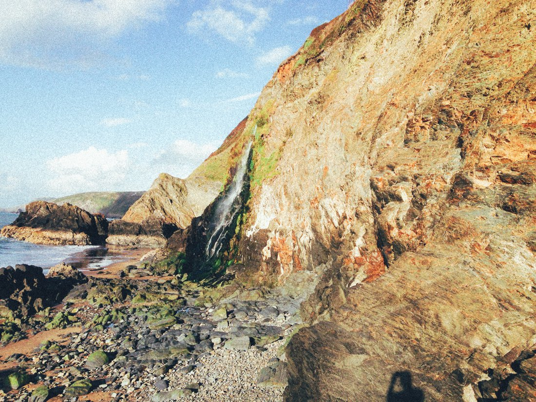 Tresaith Beach, Wales, UK Exploring the UK Coastline on Hand Luggage Only Blog (4)
