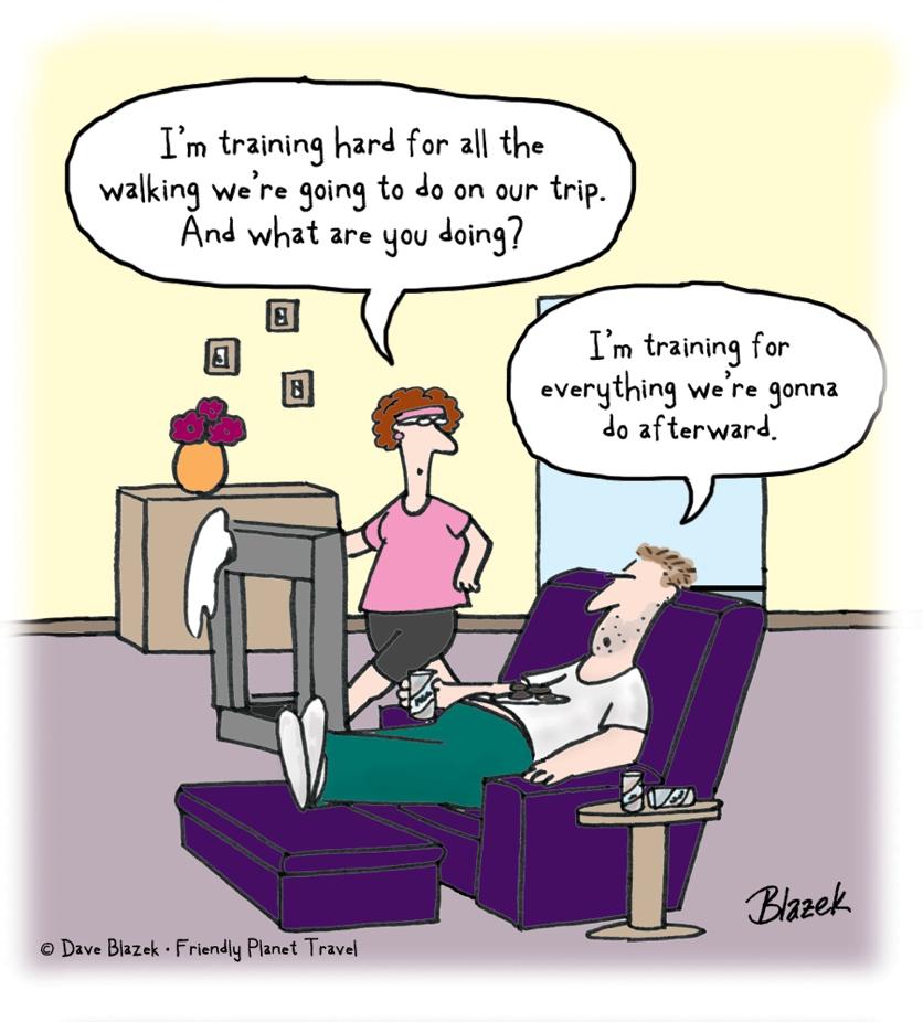 Funny Travel Comics and Cartoons (3)