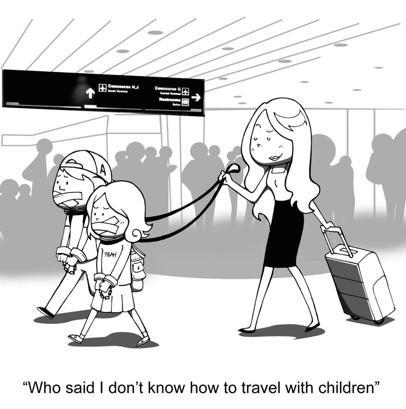 Funny Travel Comics and Cartoons (4)