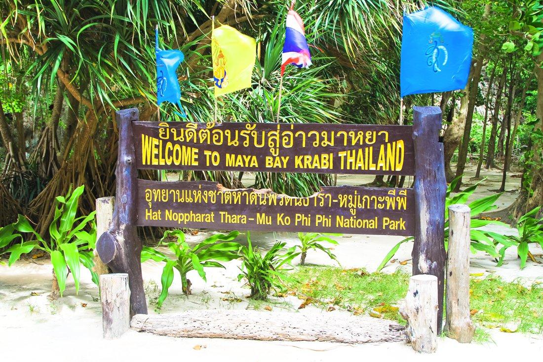 Maya Bay, Phi Phi Island, Thailand on Hand Luggage Only Blog (15)