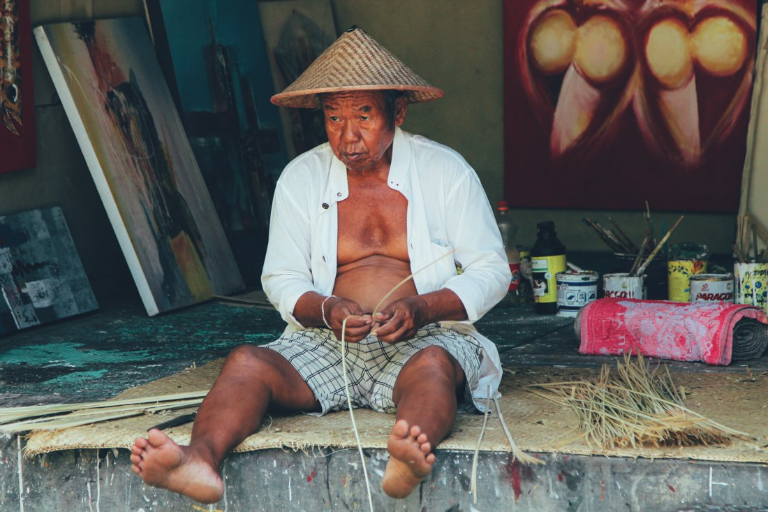 10 Important Crafts and Skills in Bali! (7)