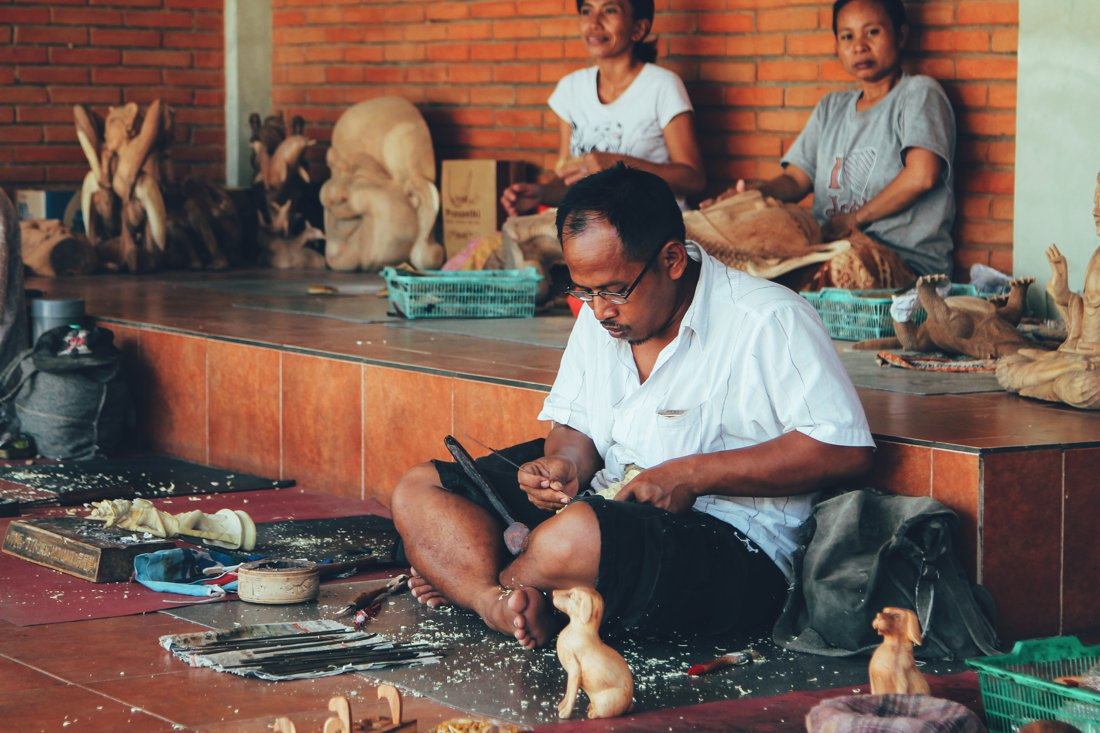 10 Important Crafts and Skills in Bali! (6)