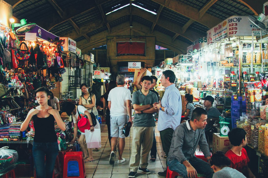 7 Tips To Help You Successfully Negotiate Bến Thành Market, Hồ Chí Minh City in Vietnam (9)