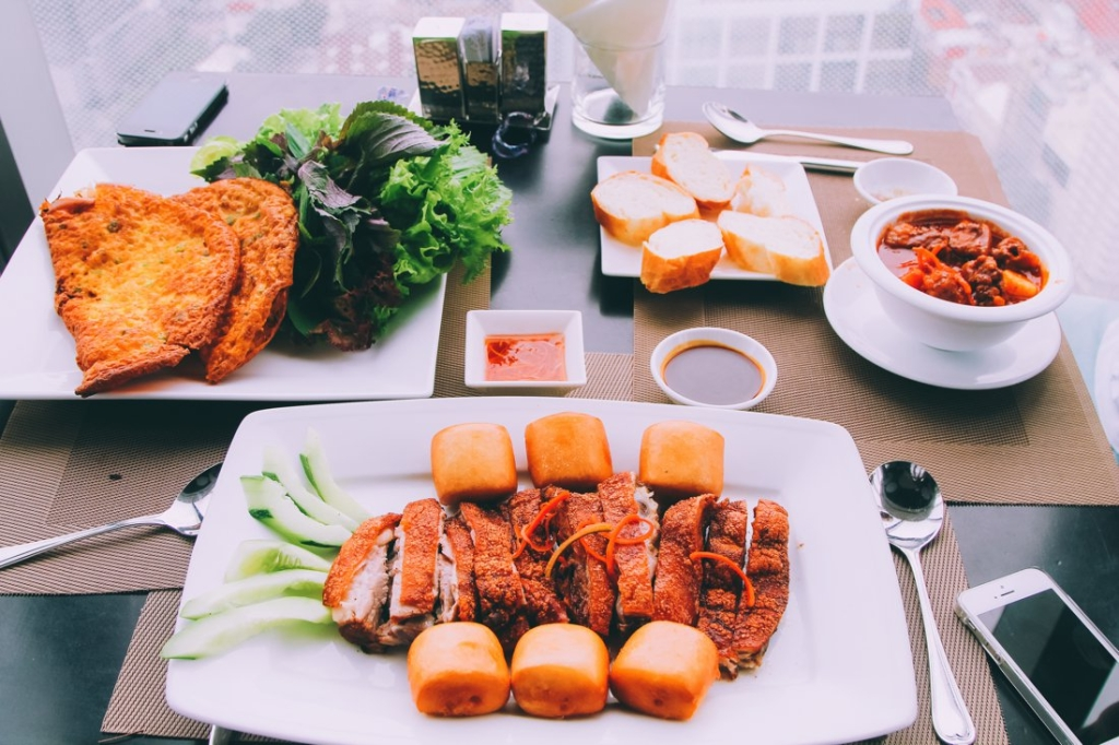 Vietnamese Fine Dining With A View of Ho Chi Minh City - Eon 51 (7)